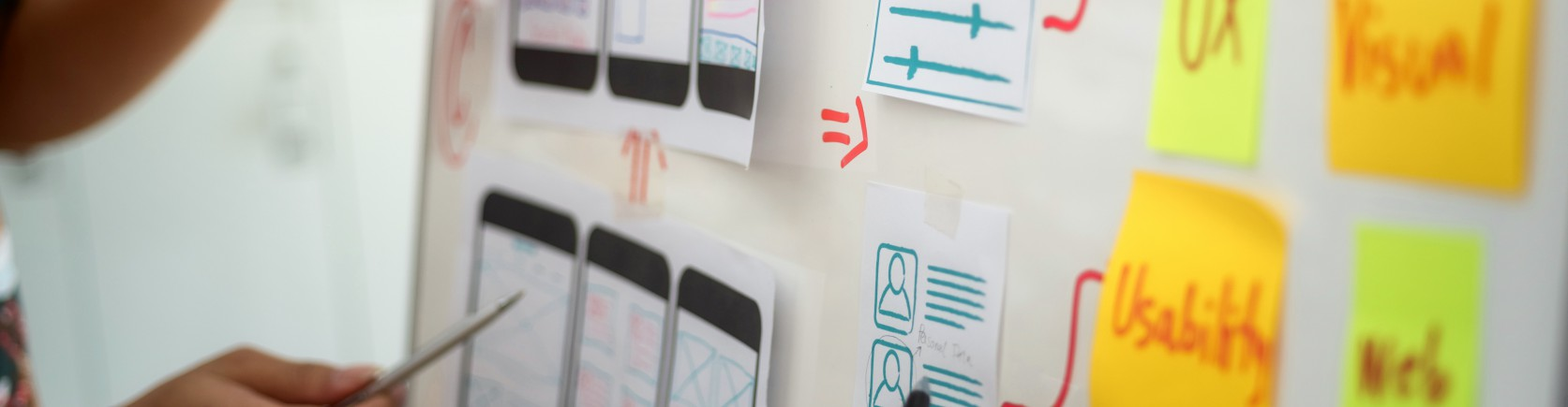 How wireframing saves time and money on software projects